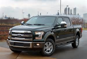 Ford Sales 2015 Cheap Fuel May Hurt Sales Of The 2015 Ford F 150