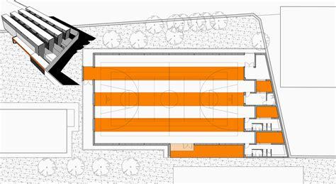 Floor Plan Picture galer 237 a de pabell 243 n deportivo en el c p pablo iglesias
