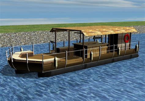 how much is a party boat pontoons and floating systems floats and floating platforms