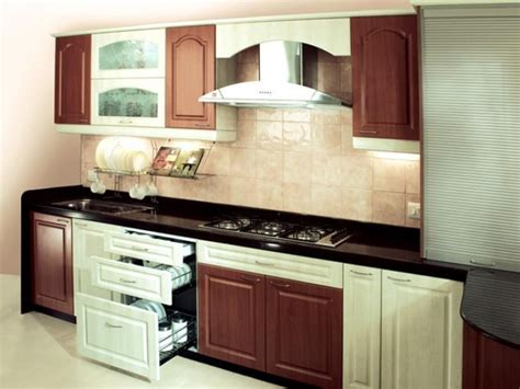 Modular Kitchen Furniture Straight Kitchen Design