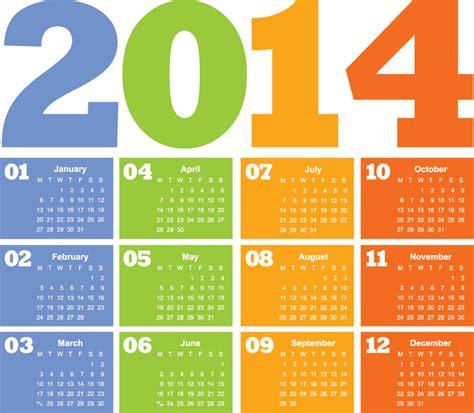 Calendar Of 2014 Your Guide To Creating A Social Media Calendar For 2014