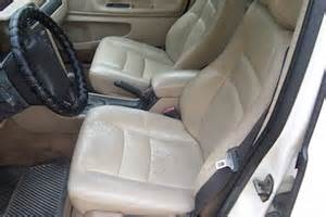 Volvo Seat Covers 1999 Volvo S70 Leatherette Custom Seat Cover
