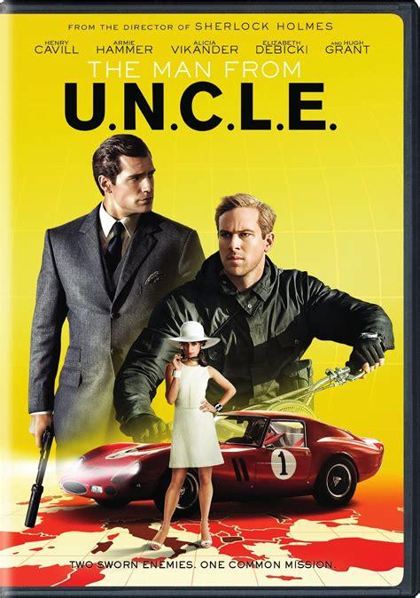 The U E the from u n c l e dvd release date november 17 2015