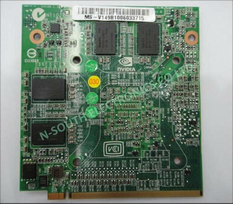 Vga Card Buat Pc Best Price Laptop Vga Graphics Card 9600mgt For Nvidia