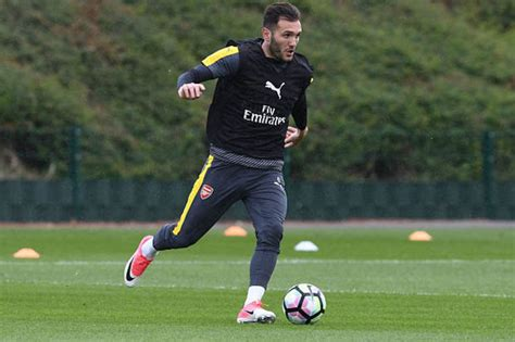 arsenal transfer news 163 17m bid accepted gunners make arsenal transfer news lucas perez could be on the move to