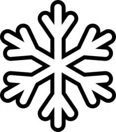 Snow flake clip art at clker com vector clip art online royalty