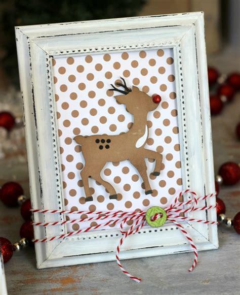 Simple Handmade Photo Frames - easy frames