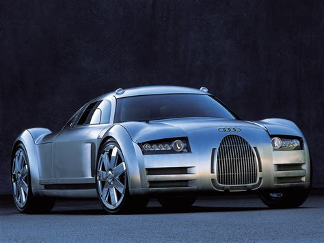 Audi Rosemeyer Concept audi rosemeyer concept 2000 old concept cars