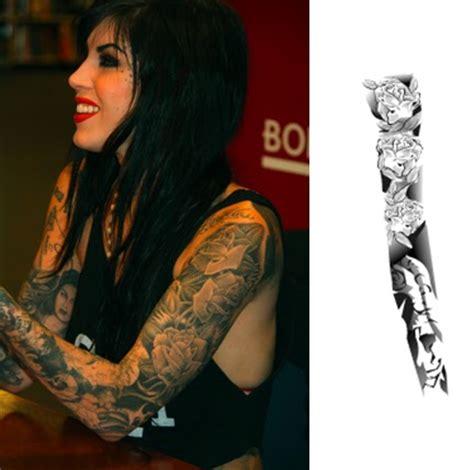 kat von d rose tattoo anarchy on stardoll d inspired tattoos