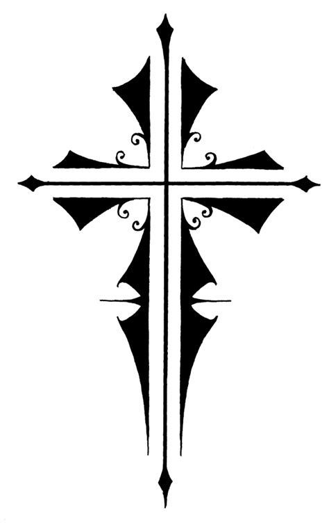cross tattoos png transparent images png all