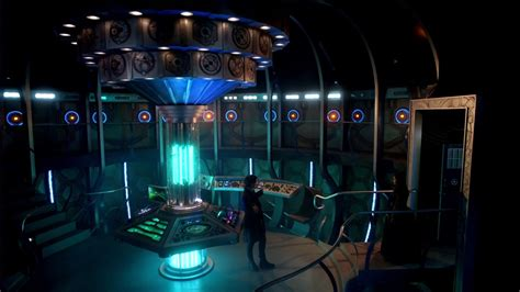 Doctor Who Tardis Interior by How Michael Pickwoad Designed Doctor Who S New Tardis