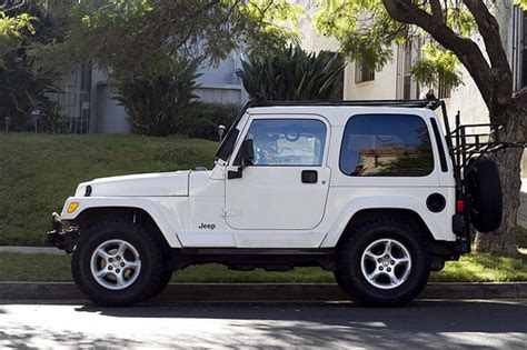 Jeep Wrangler Hardtops For Sale For Sale Jeep Tj White Hardtop Jeep Wrangler