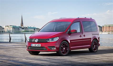 Future Volkswagen Models by Volkswagen Delivers New Caddy Goauto