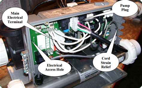 balboa spa pack wiring diagram iq springs tub