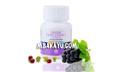 Tiens Grape Extract Nutrisi Darah Tinggi grape tiens 2 2 produk tiens termurah