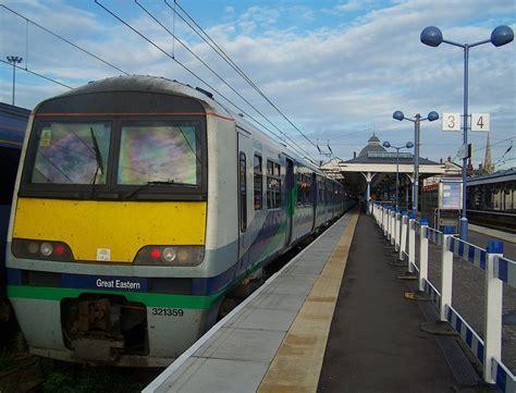 Great Eastern Railway   Network SouthEast Years