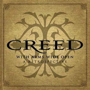 creed with arms wide open mp creed 3 with arms wide open a retrospective cd at