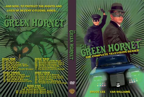 4all Series Green the green hornet the complete series bruce 3 dvd set elvis dvd collector store
