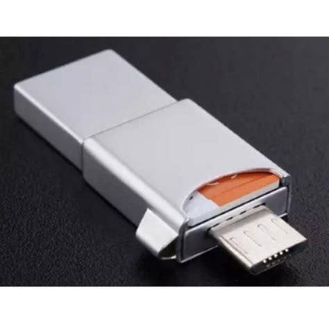 Otg Samsung 64gb samsung cv oem16gsb01 metal otg card reader silver free