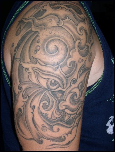 thai tattoo designs for men thai style