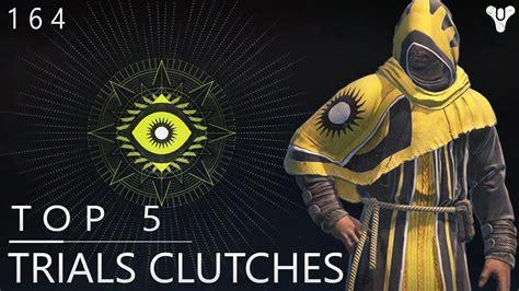 destiny amazing top 5 trials of osiris clutches