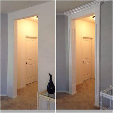 Entryway Molding Ideas entryway crown column molding molding ideas