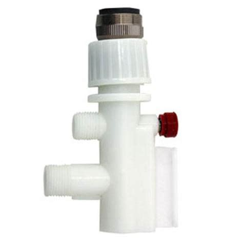 Countertop Dishwasher Faucet Adapter by Washers