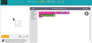 coding level 6 code org the artist 3 stage 11 puzzles 5 6