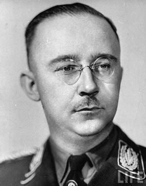 The Rise and Fall of Heinrich Himmler