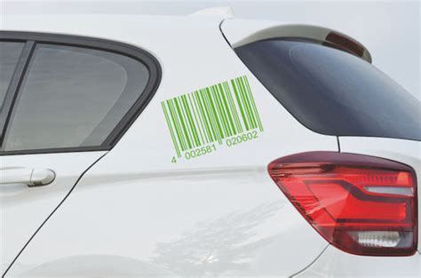 Barcode Aufkleber Drucken Lassen by Autoaufkleber Auto Folie Carwrapping Und Sticker