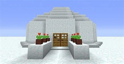 igloo house igloo house minecraft project
