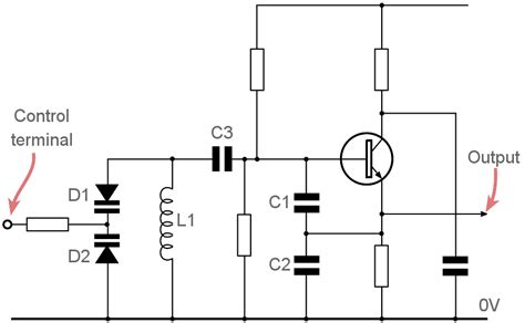 varactor diode problems varactor diode circuits varicap circuits electronics notes