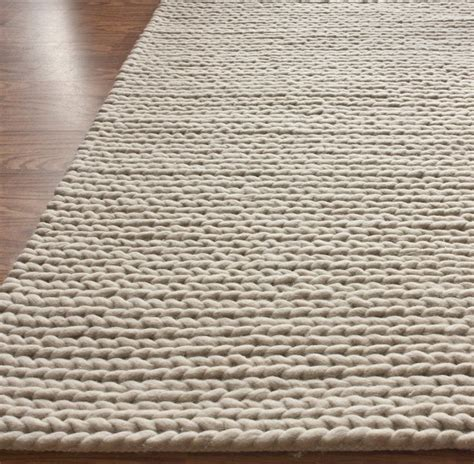 white woven rug woven chunky woolen cable rug in white design by nuloom design rugs and cable