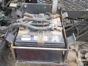 Isuzu Battery Isuzu Npr Battery Box Parts P2 Tpi