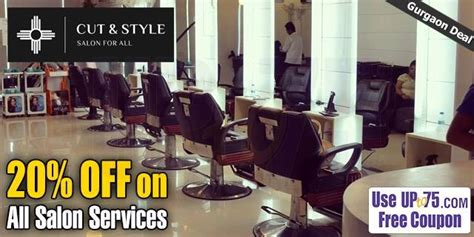 salon coupons chennai cut and style salon for all sector 55 gurgaon beauty