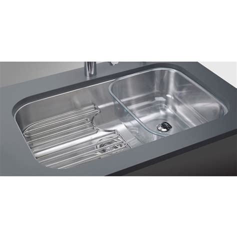 Franke Undermount Kitchen Sink Kitchen Sinks Oceania Stainless Steel Single Bowl Undermount Sinks By Franke Kitchensource