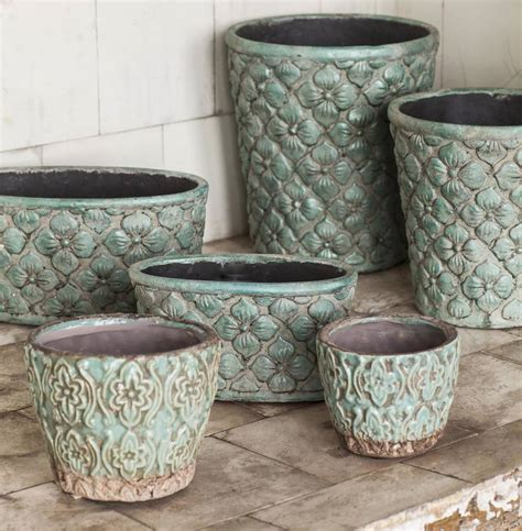 indoor plant pot indoor plant pot by the estate yard notonthehighstreet com