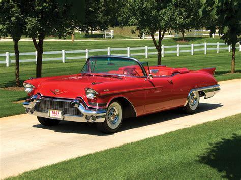57 Cadillac Convertible by 1957 Cadillac Eldorado Biarritz Convertible Retro Luxury