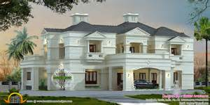 luxury home plans new modern luxury home kerala home design and floor plans