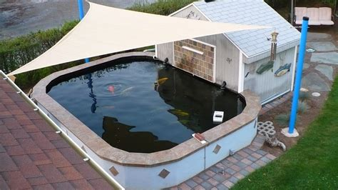 Steel Patio Covers Pond Shade Structures