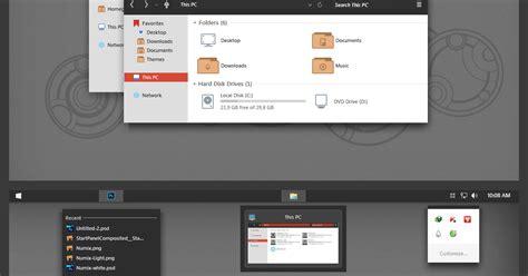 numix theme for windows 10 numix theme for windows 8 1 windows10 themes i cleodesktop