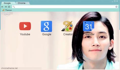 kpop google chrome themes seventeen jeonghan into my eyes chrome theme themebeta