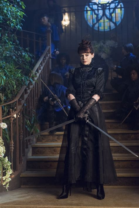 The Widow into the badlands sneak the widow cuts a baron tv