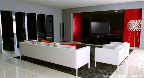 red black and white living room ideas amazing ideas for decorating living room with red and grey