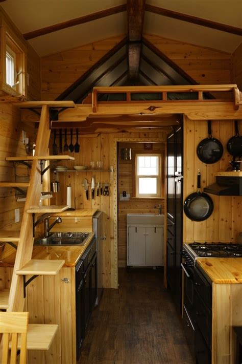 Man Builds Craftsman Style Tiny House Dan Louche Tiny House Book