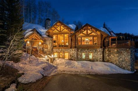 Cabins In Telluride by Telluride Ski Resort Gateway Reservations Lodging