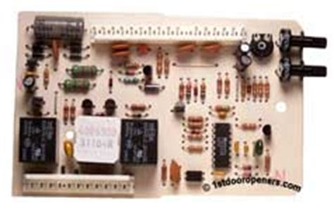 Overhead Door Legacy Opener Circuit Board 20380r 34514t by Legacy Compatible Garage Door Opener Parts Secoder