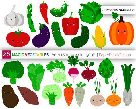 l m vegetables vegetable food clipart 24
