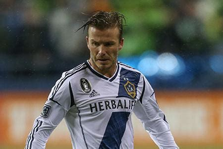 Beckhams To Quit La by David Beckham To Quit La Galaxy With Australia Move A