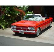 Purchase Used 1964 Chevrolet Corvair Monza Sypder